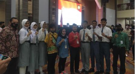 Siswi MAN 4 Banjar Terpilih Jadi Paskibraka Kalsel 2021